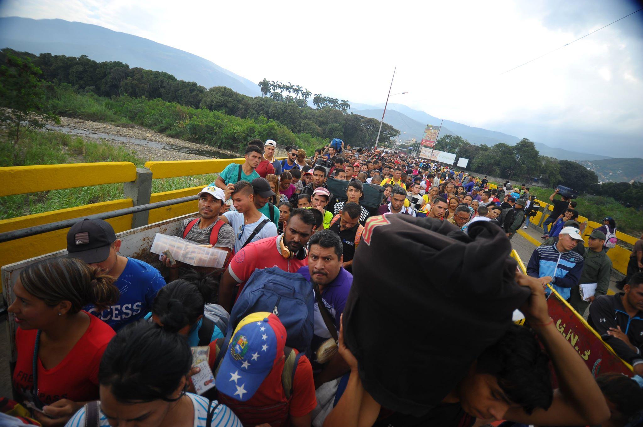 Venezuelan Refugee Fund | SAI – South American Initiative