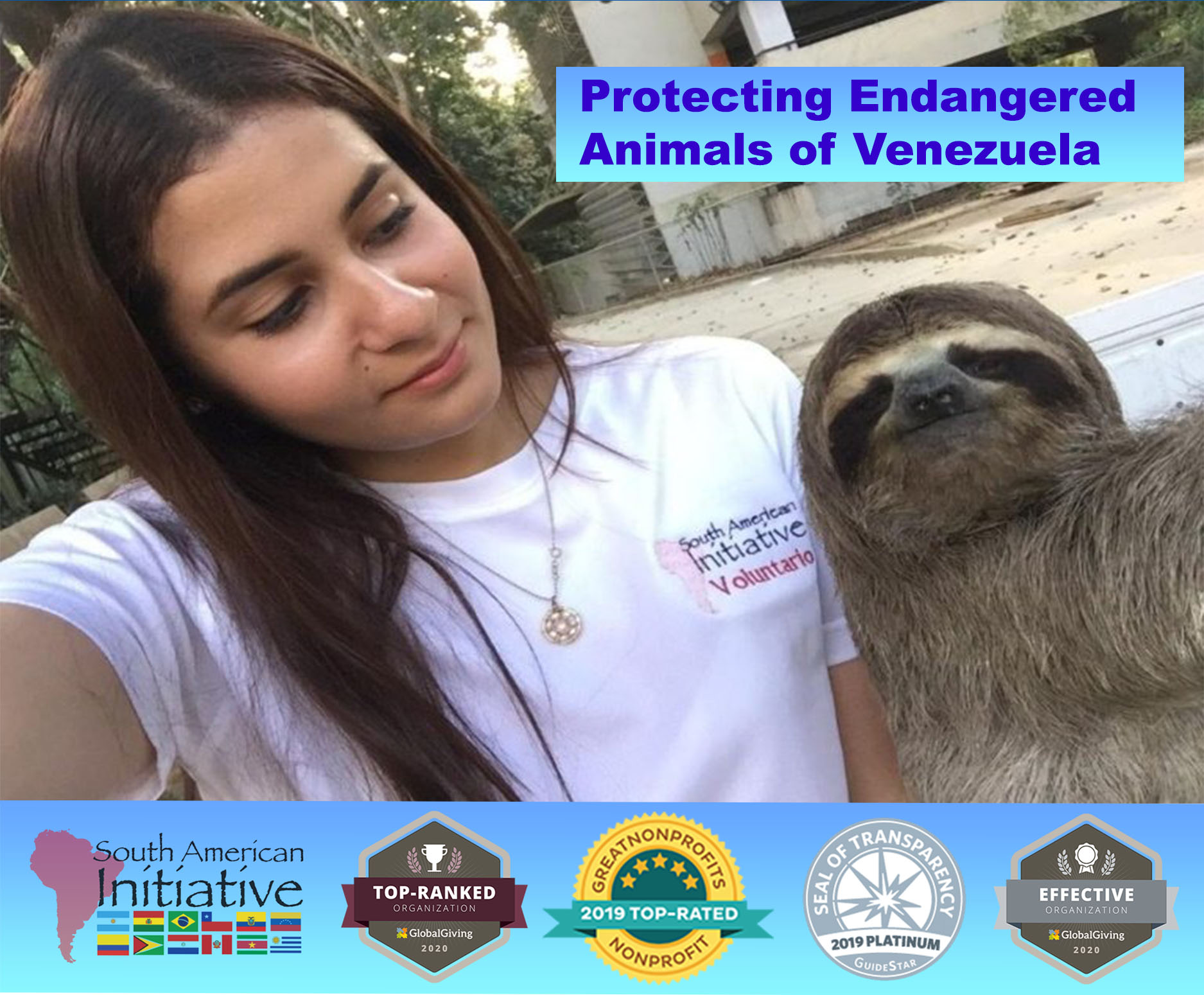 Endangered Animal Rescue Fund – Zoo Animal Venezuelan – SAI